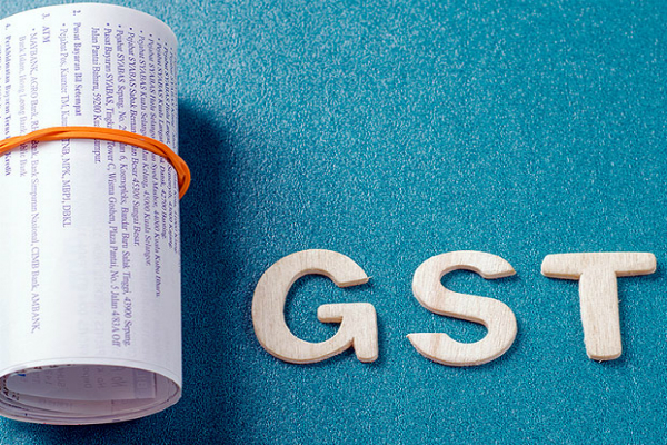 gst the draft act was sent to states